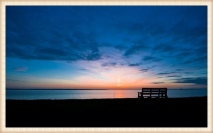 sunrise-bench